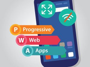 PWA Progressive Web Apps smart phone web application development